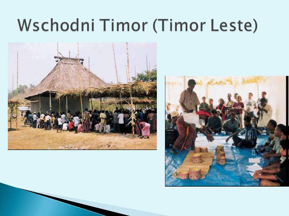 Wschodni Timor (Timor Leste)