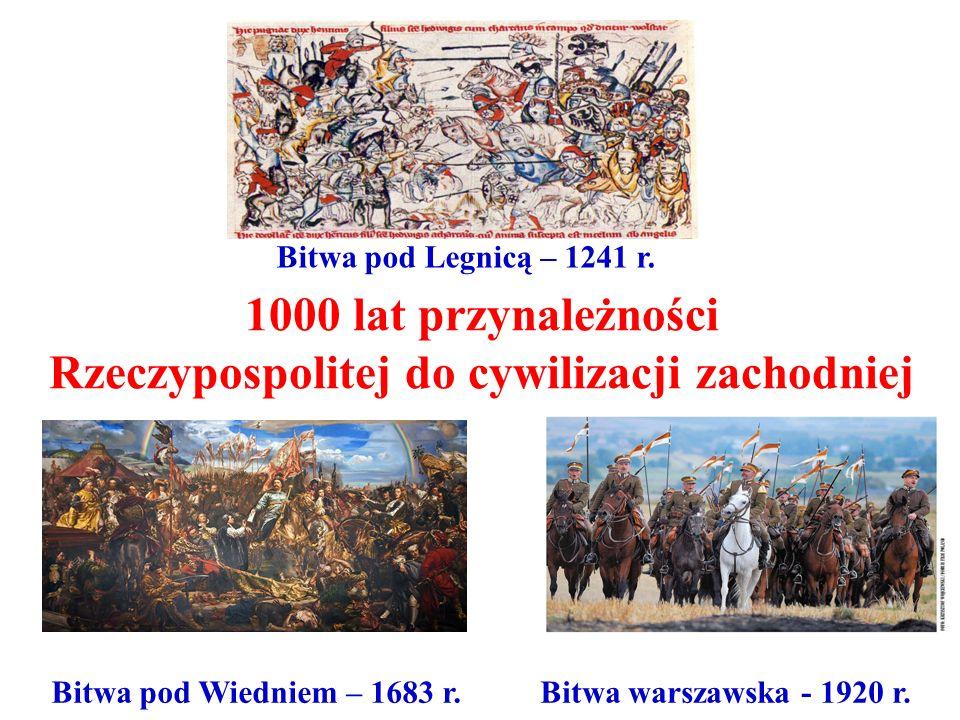 Rzeczypospolitej do cywilizacji zachodniej
