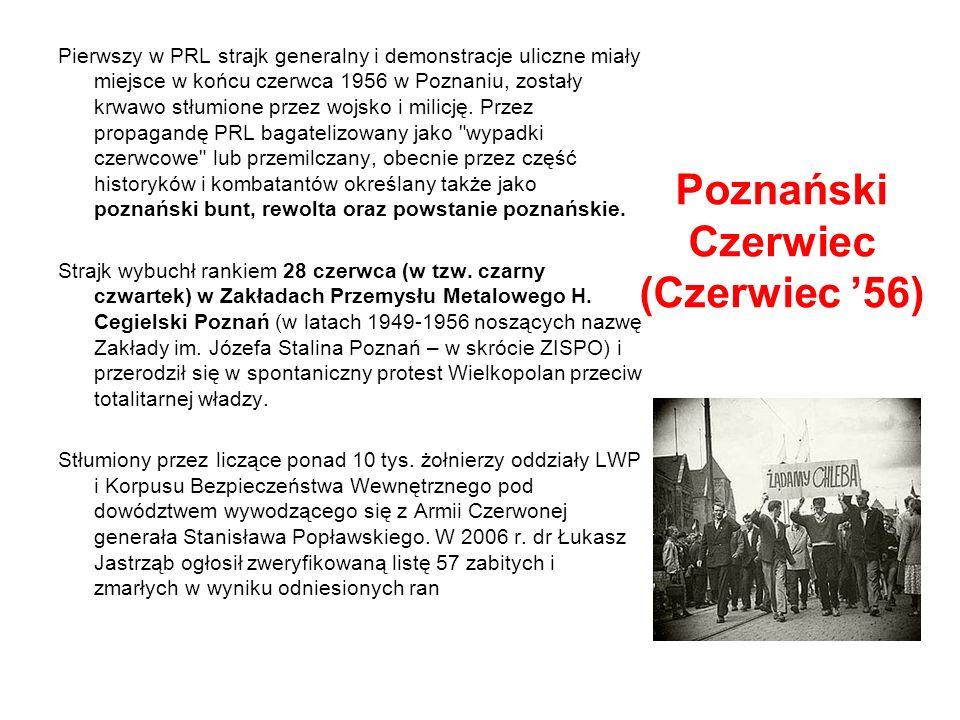 Poznański Czerwiec (Czerwiec '56)