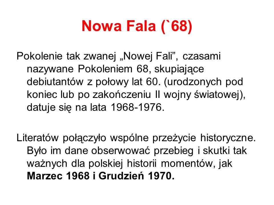 Nowa Fala (`68)