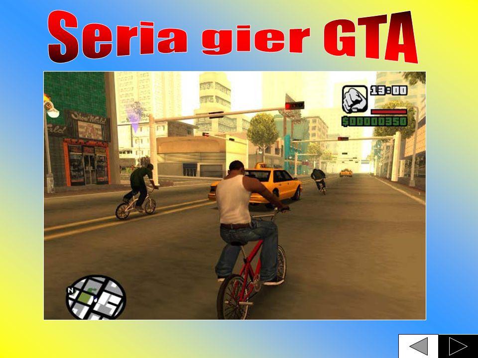 Seria gier GTA