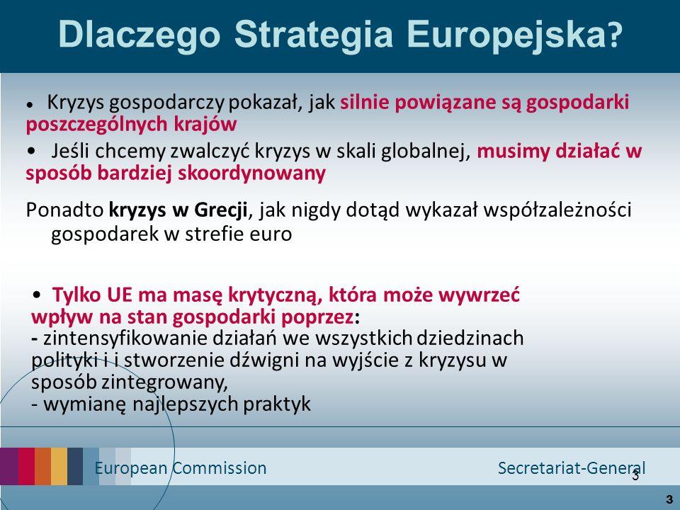 Dlaczego Strategia Europejska