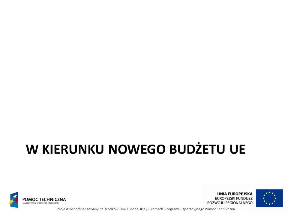 W kierunku nowego budżetu UE
