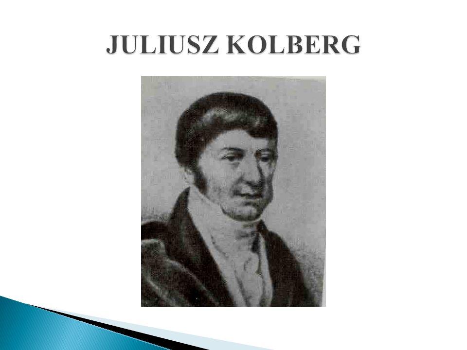 JULIUSZ KOLBERG