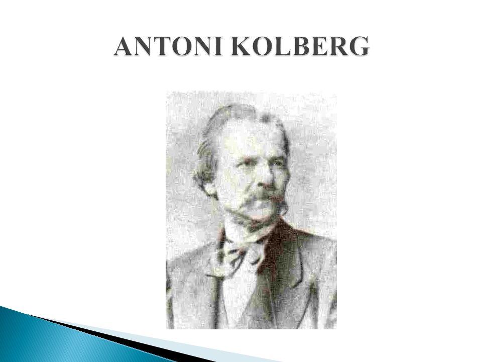 ANTONI KOLBERG