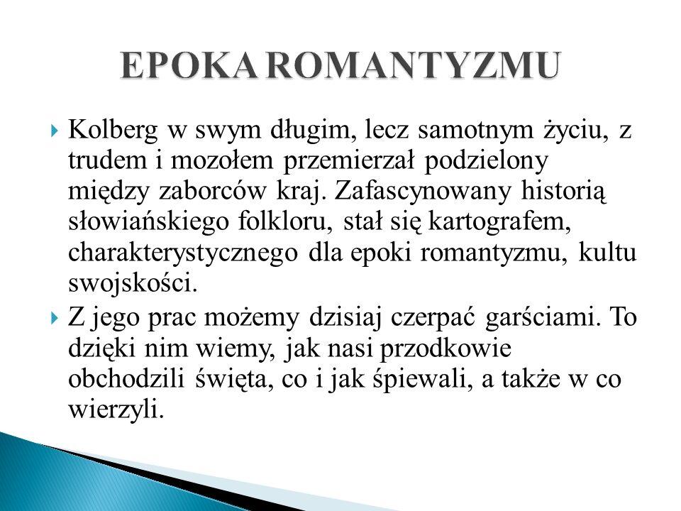 EPOKA ROMANTYZMU