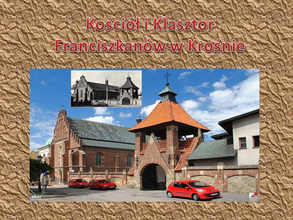 Kościół i Klasztor Franciszkanów w Krośnie