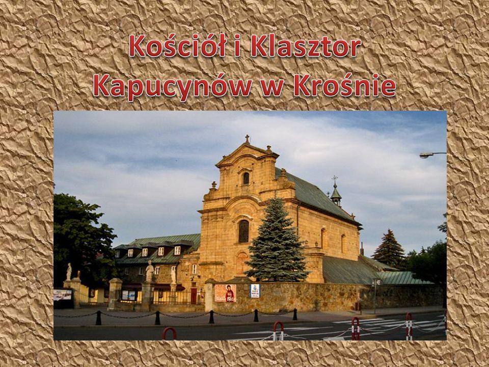 Kościół i Klasztor Kapucynów w Krośnie