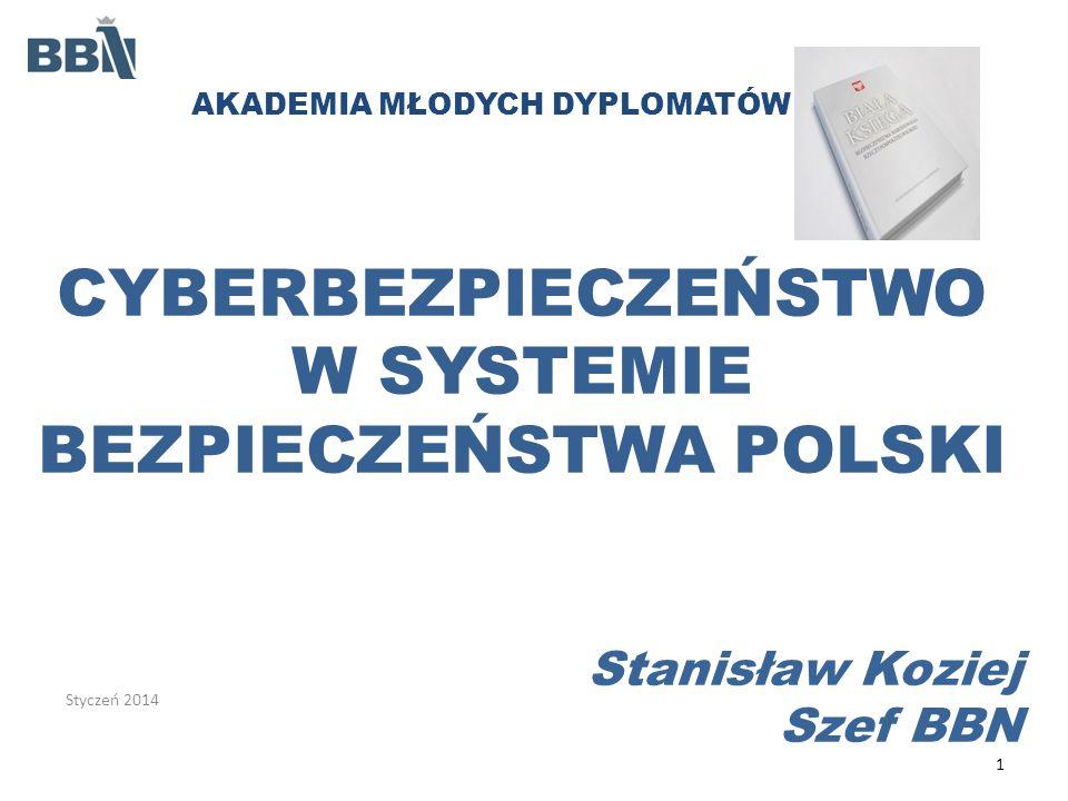 W SYSTEMIE BEZPIECZEŃSTWA POLSKI