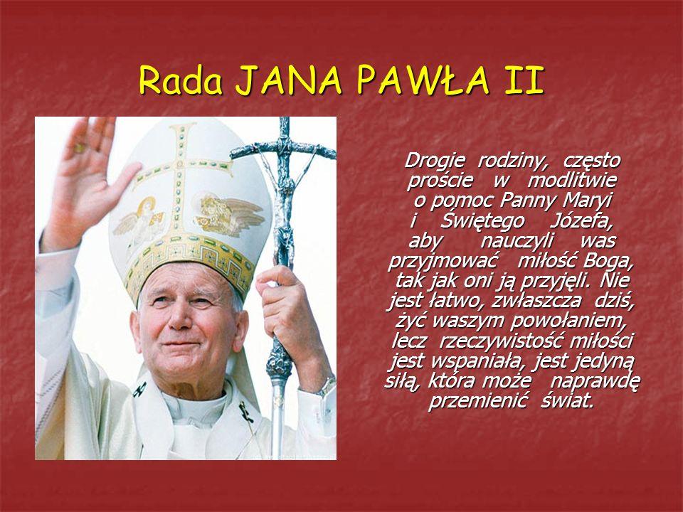Rada JANA PAWŁA II