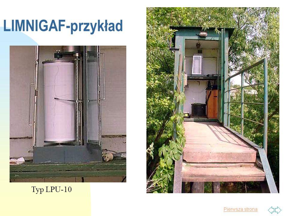 LIMNIGAF-przykład Typ LPU-10