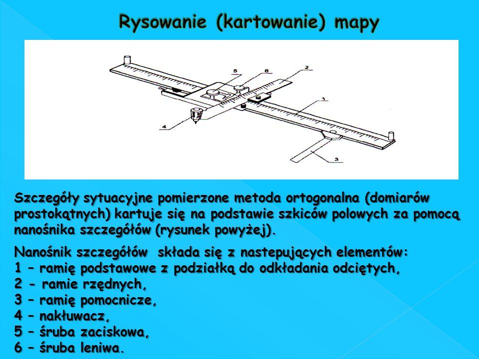 Rysowanie (kartowanie) mapy
