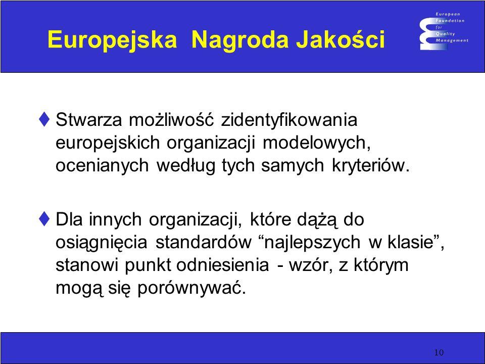Europejska Nagroda Jakości