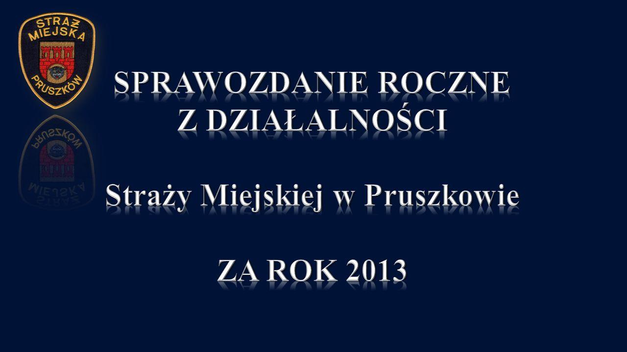 Straży Miejskiej w Pruszkowie