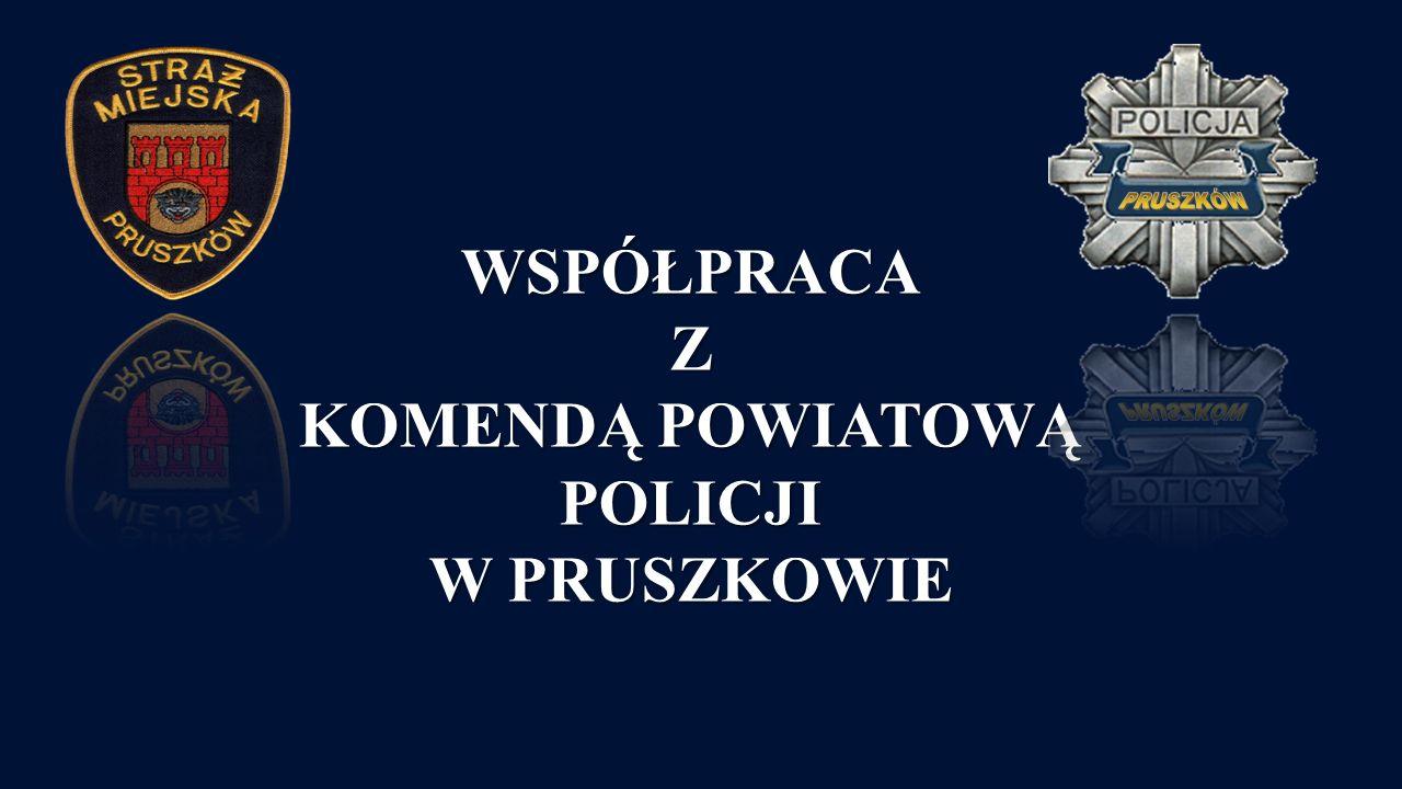 KOMENDĄ POWIATOWĄ POLICJI