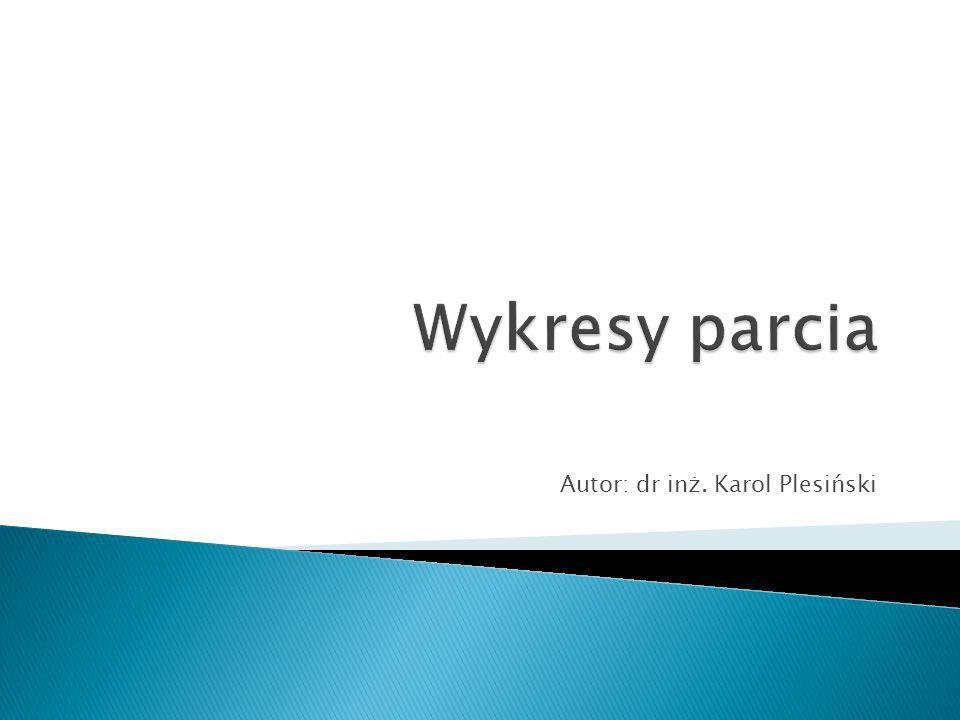 Autor: dr inż. Karol Plesiński