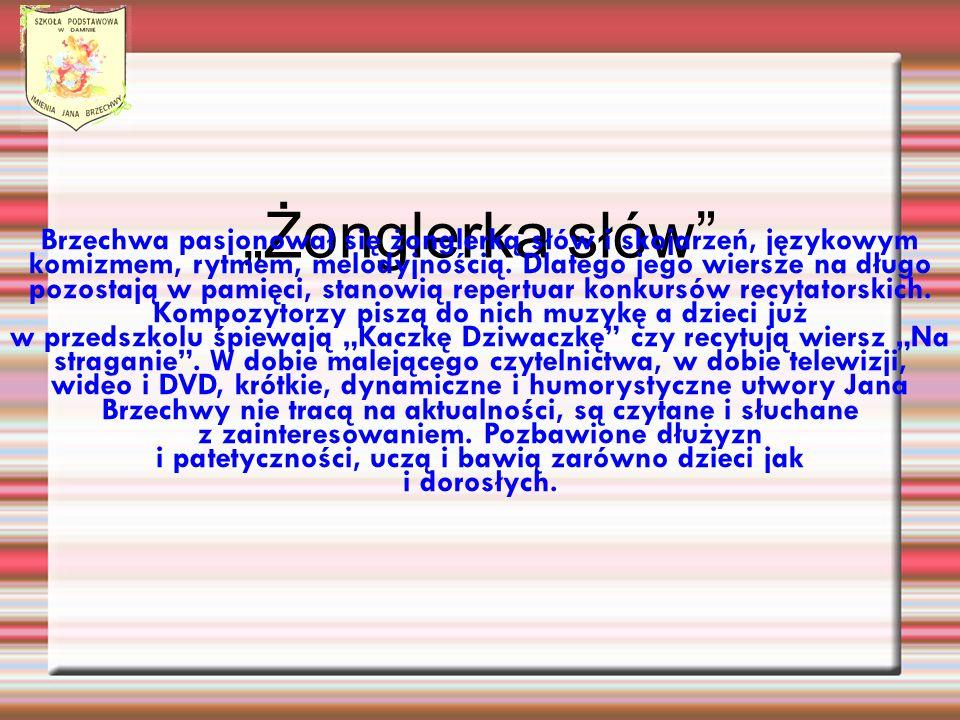 """Żonglerka słów"