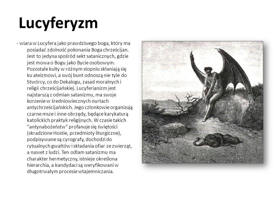 Lucyferyzm