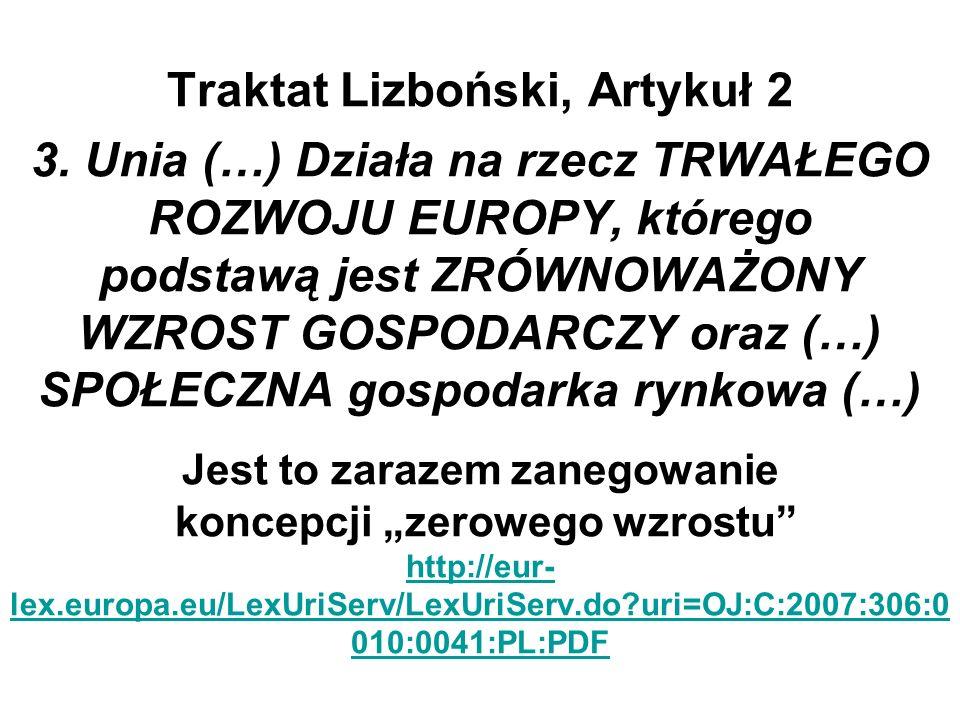 Traktat Lizboński, Artykuł 2 3