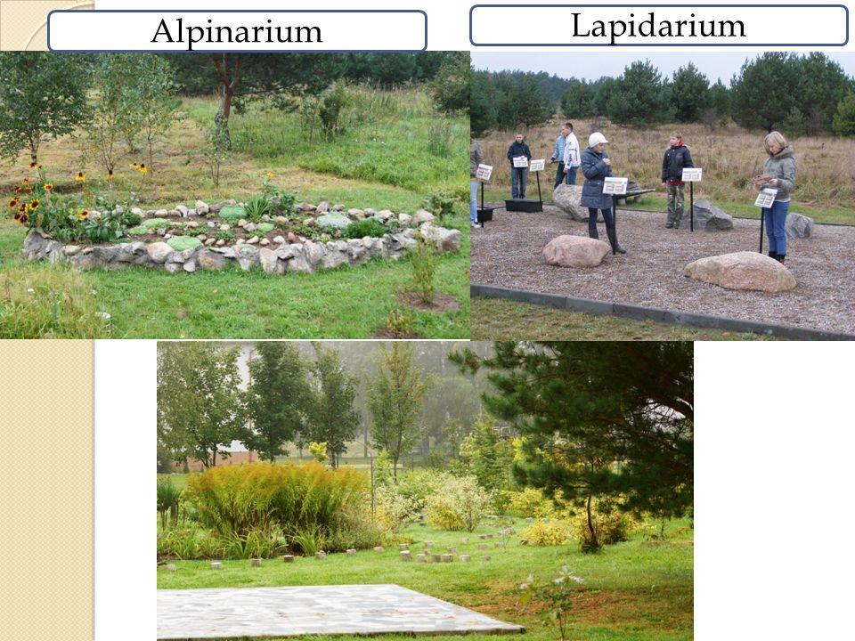 Lapidarium Alpinarium