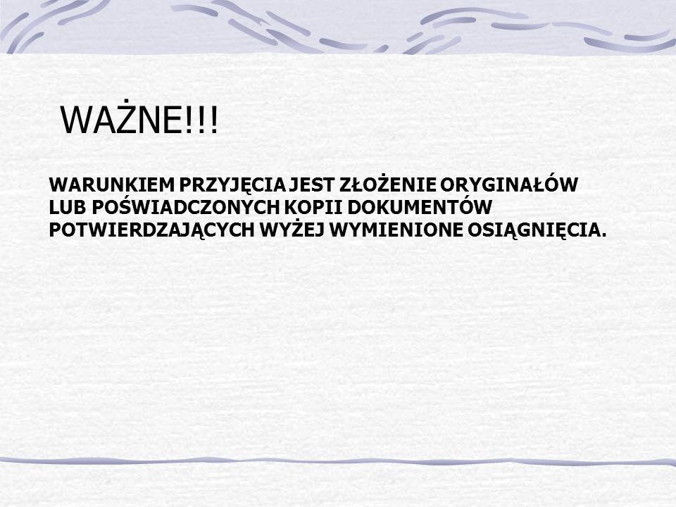 WAŻNE!!.