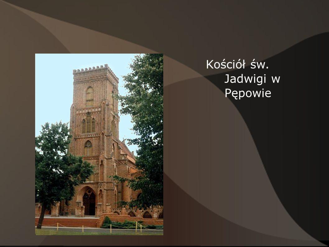 Kościół św. Jadwigi w Pępowie