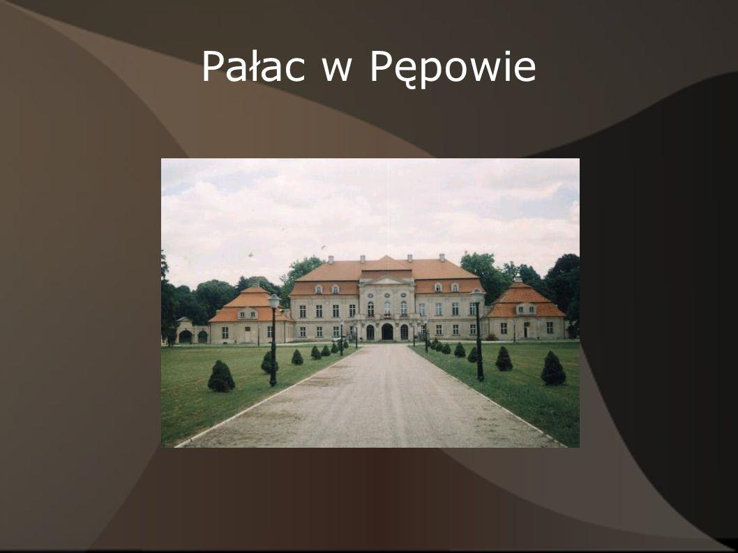 Pałac w Pępowie