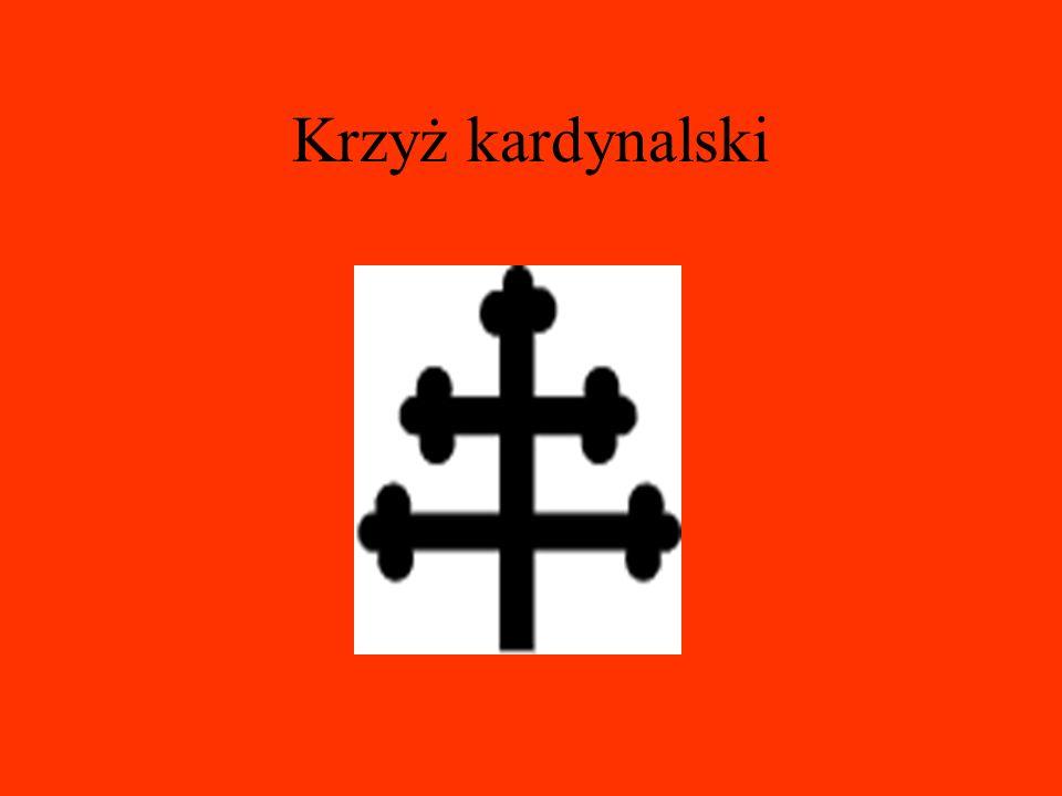 Krzyż kardynalski