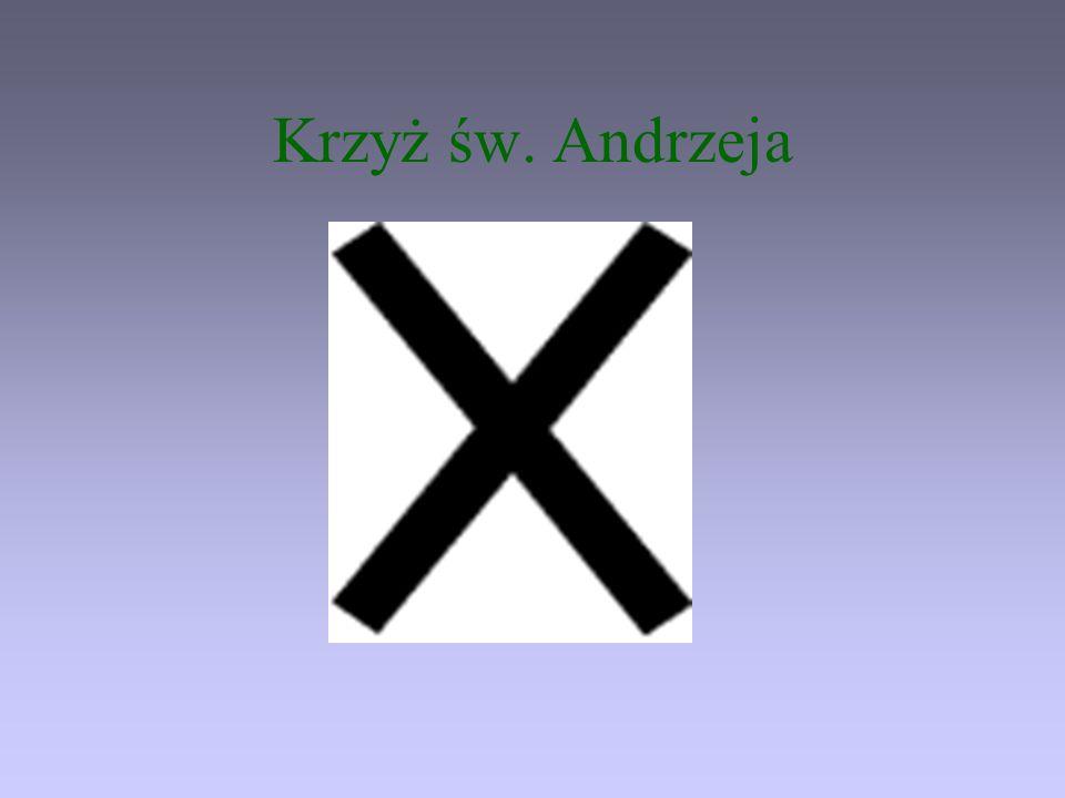 Krzyż św. Andrzeja