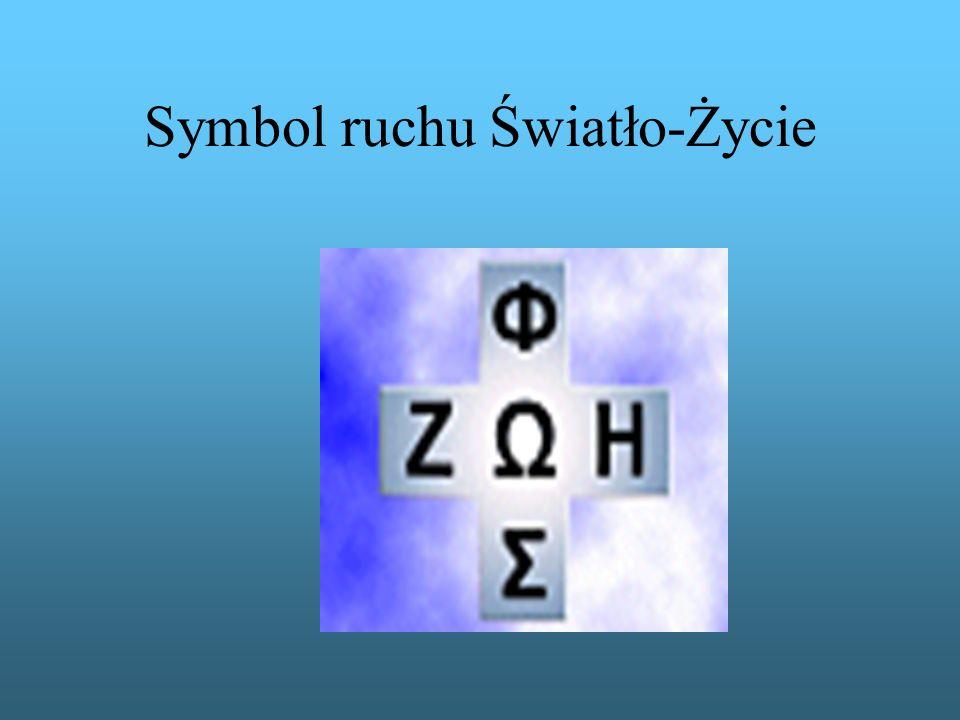 Symbol ruchu Światło-Życie