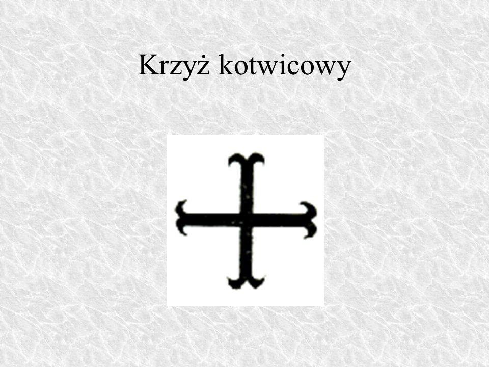 Krzyż kotwicowy