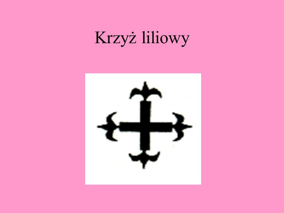 Krzyż liliowy