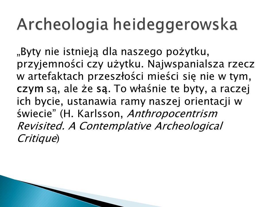 Archeologia heideggerowska