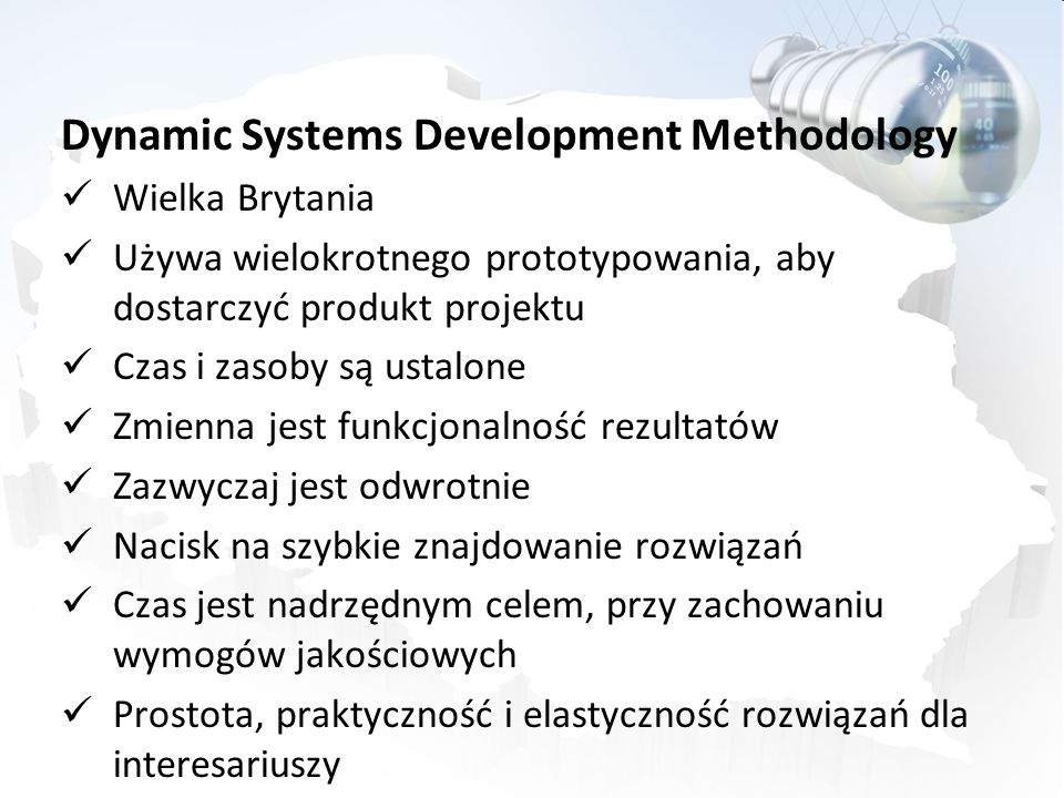 Dynamic Systems Development Methodology