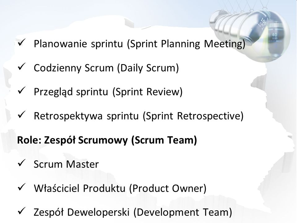 Planowanie sprintu (Sprint Planning Meeting)