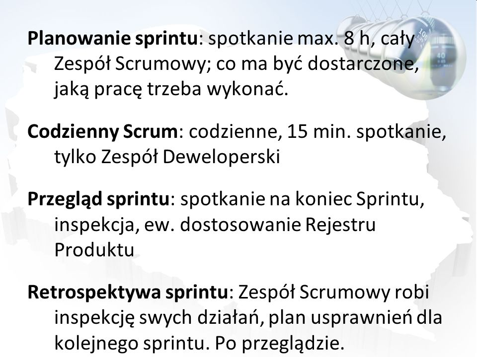 Planowanie sprintu: spotkanie max