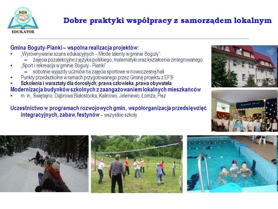 Dobre praktyki współpracy z samorządem lokalnym