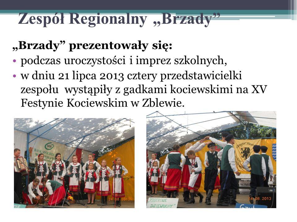 """Zespół Regionalny """"Brzady"""