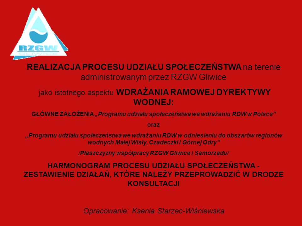 /Płaszczyzny współpracy RZGW Gliwice i Samorządu/