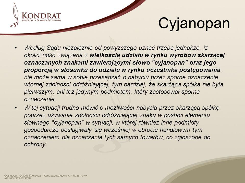 Cyjanopan