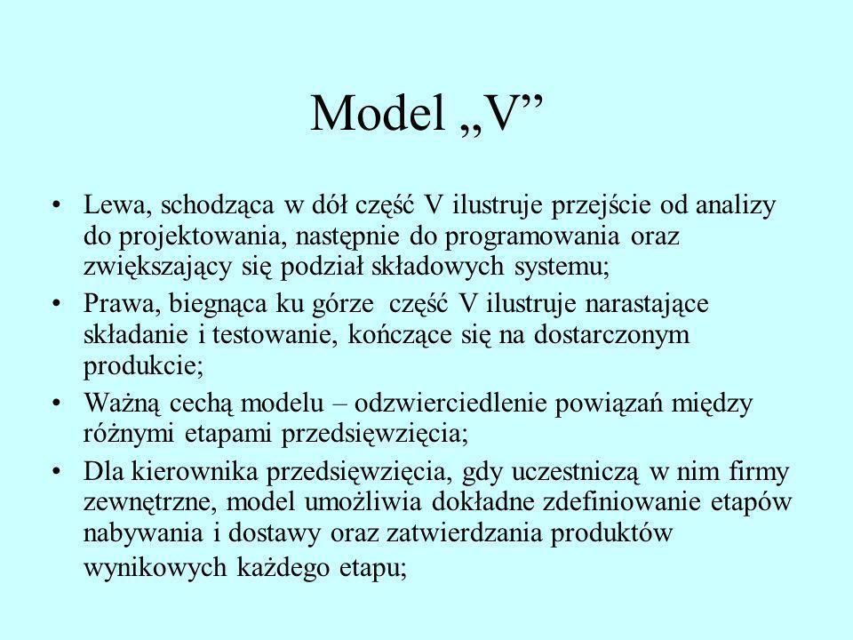 """Model """"V"""