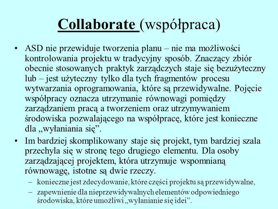 Collaborate (współpraca)