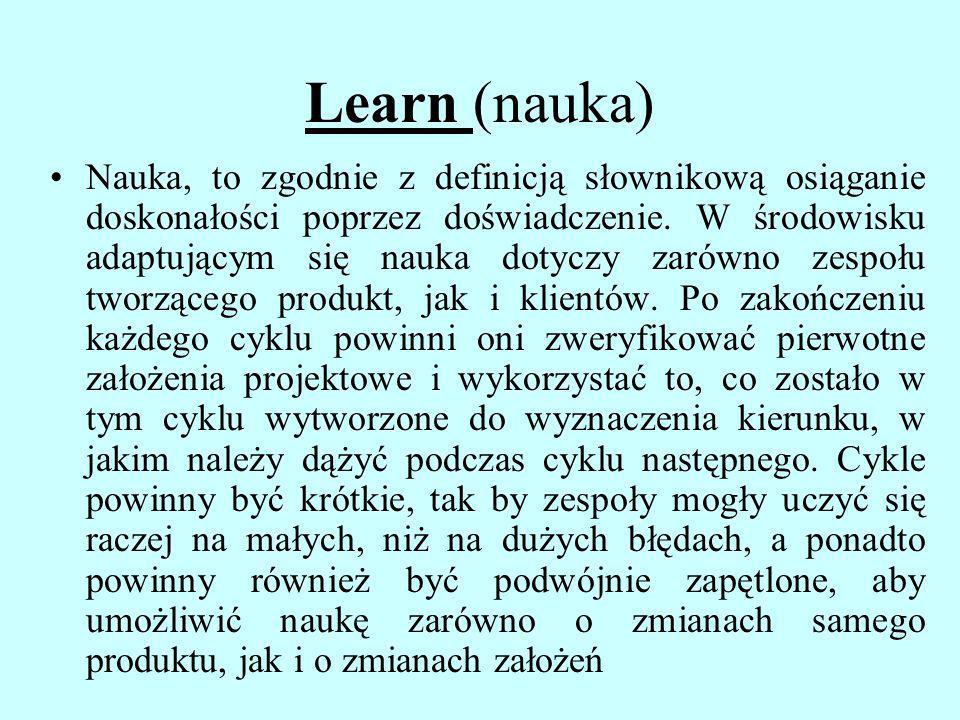Learn (nauka)