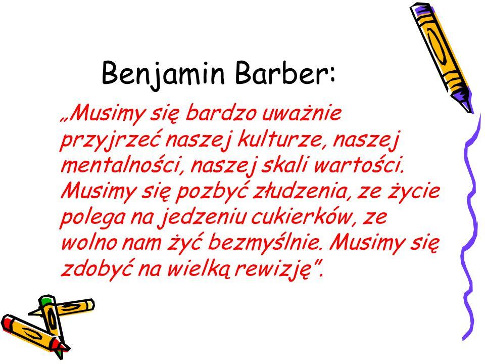 Benjamin Barber: