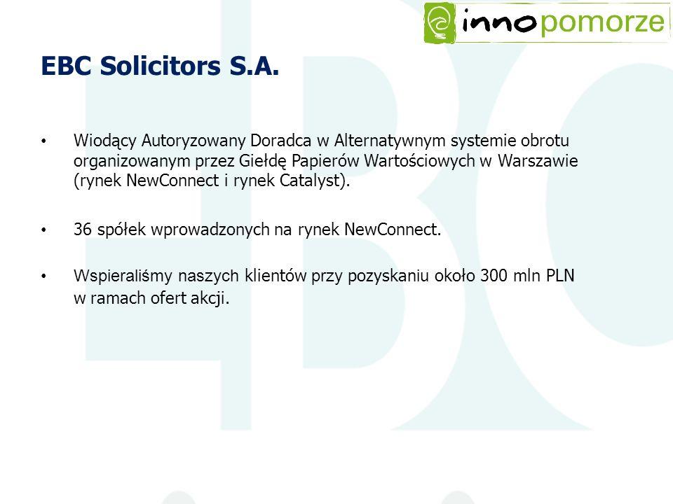 EBC Solicitors S.A.