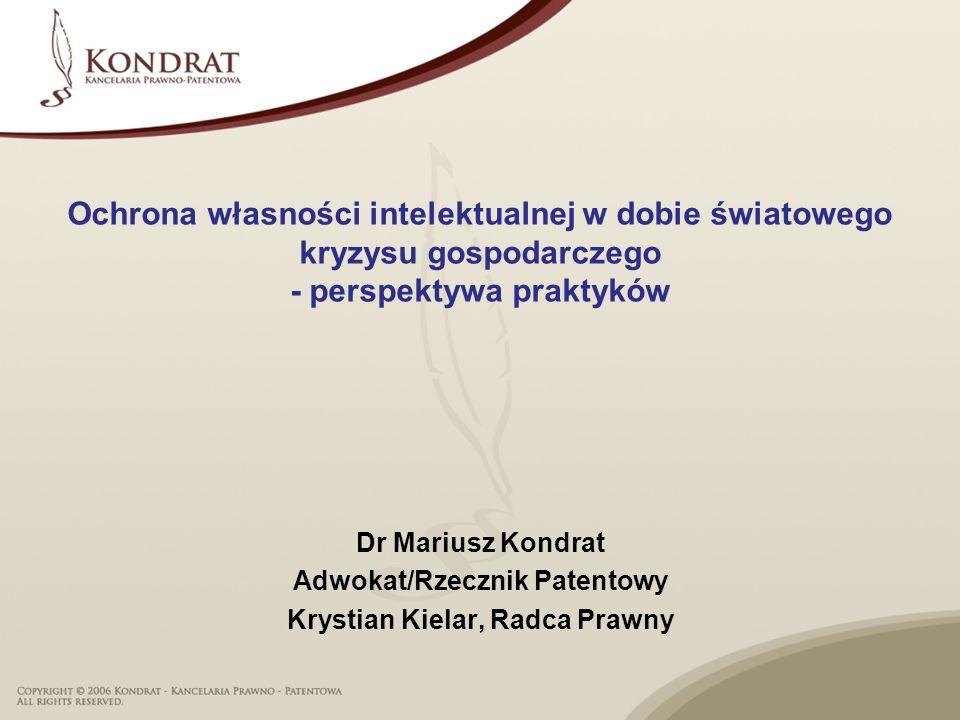Adwokat/Rzecznik Patentowy Krystian Kielar, Radca Prawny