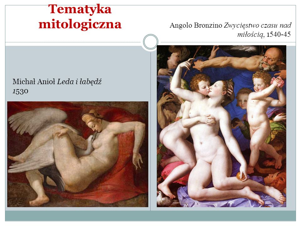 Tematyka mitologiczna