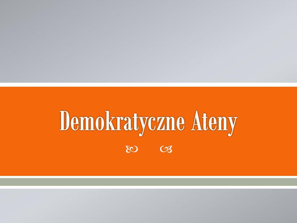 Demokratyczne Ateny
