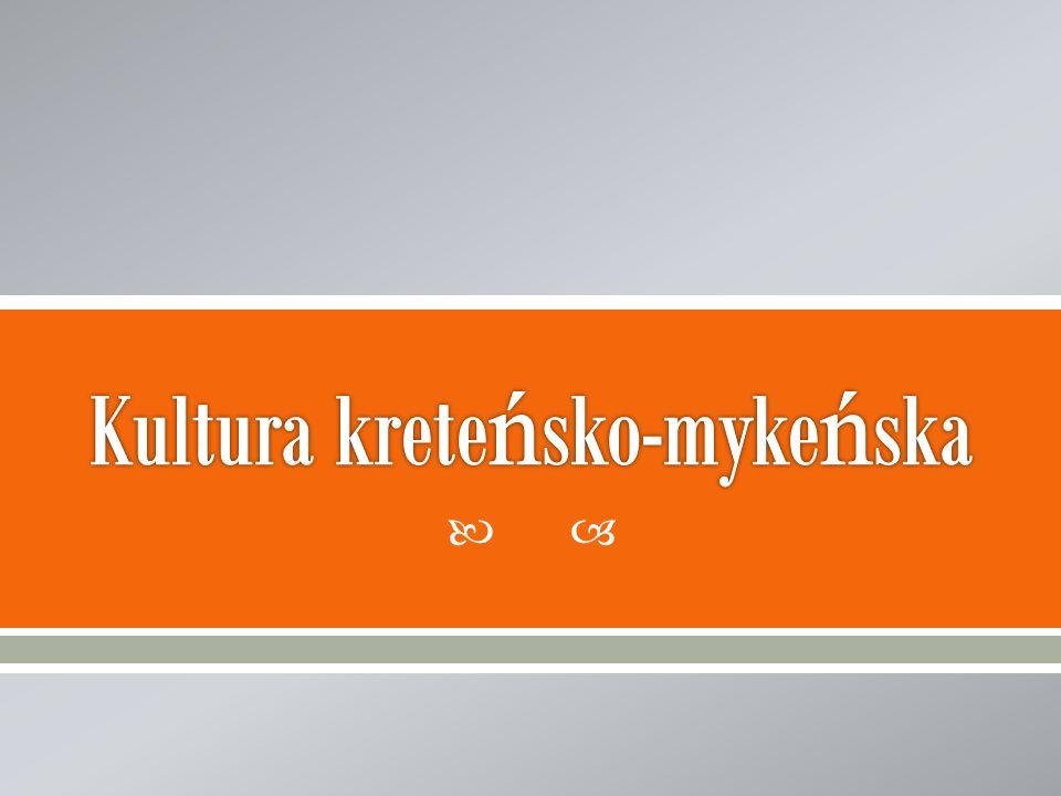 Kultura kreteńsko-mykeńska