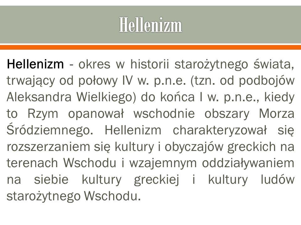Hellenizm